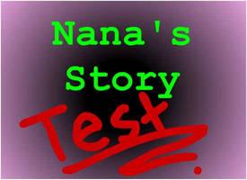 Nana's Story - Sim Date WIP by BrookBrainwash