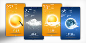 Beautiful Weather App