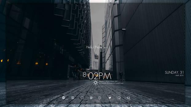 Qualico For RainDesktop by ApexXx-SenSei