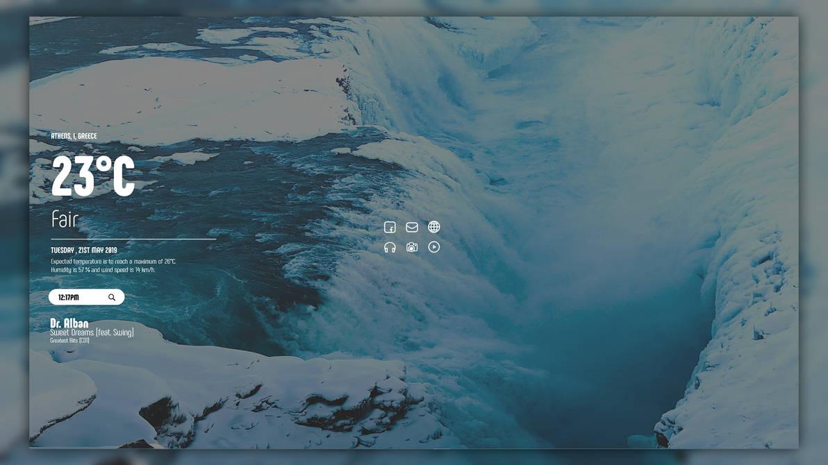 Spotify Visualizer Rainmeter