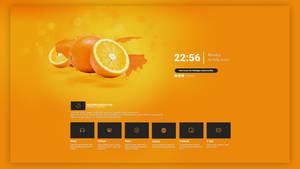 Orange Fangtasia