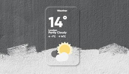 Glass Weather  by ApexXx-SenSei