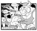 Comic - Happy B-Day Braford by ryuumajin