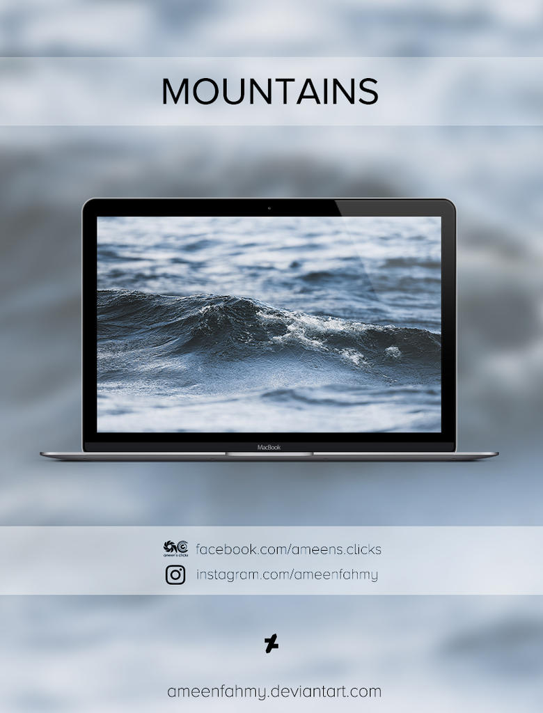 Mountains by ameenfahmy