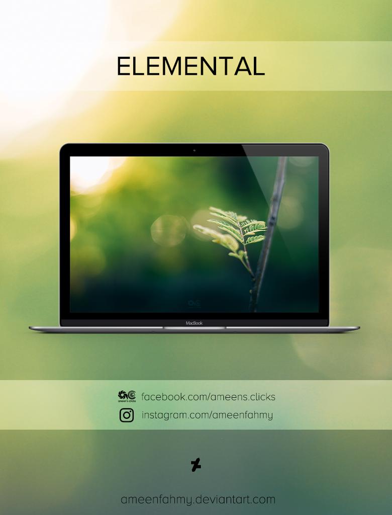 Elemental by ameenfahmy