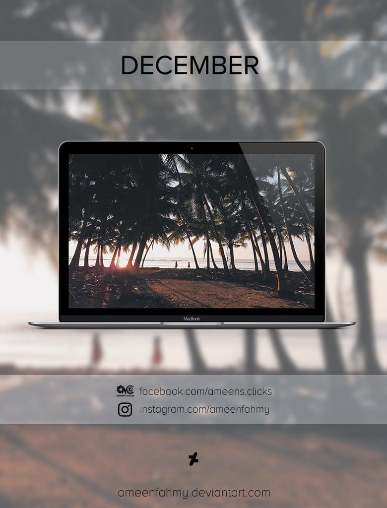 December by ameenfahmy