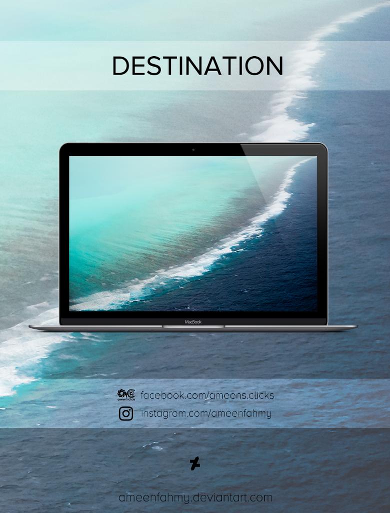 Destination by ameenfahmy