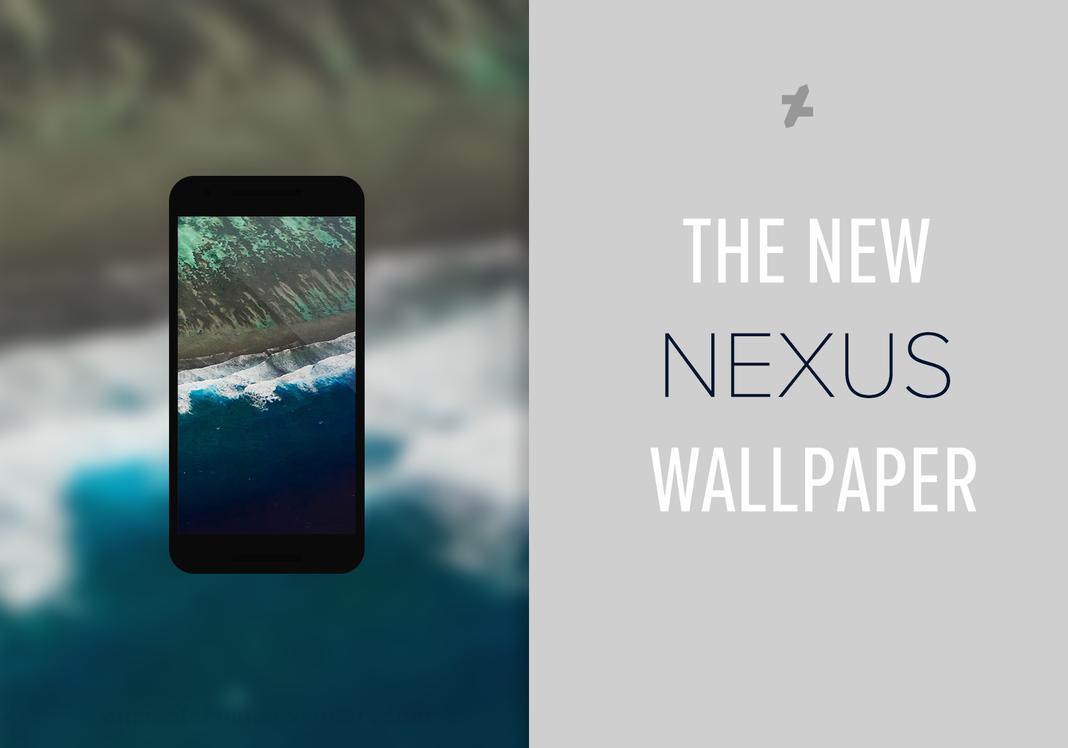 Nexus Wallpaper by ameenfahmy