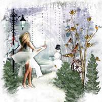 Snow Dancer by Lisa-Dee