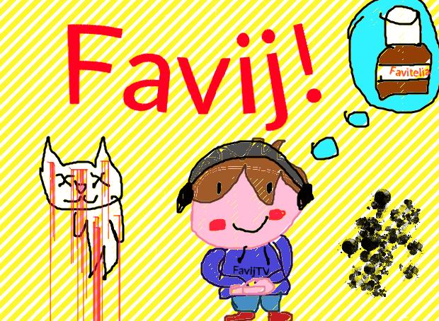 Favij Fanart By Ashigami On Deviantart