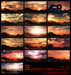 Sunset pack for Vue 6 vol.2