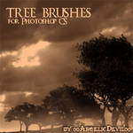 Tree Brushes for PS CS