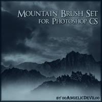 Mountain brush set for PS CS