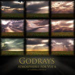 Godrays for Vue 6