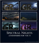 Spectral Nights for Vue 7.5 by 00AngelicDevil00