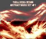 Thrillseeka Abstract Brush Set