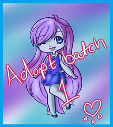 Adopt Batch 1 by VocaloidNova