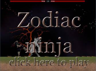 Zodiac ninja by LordHannu