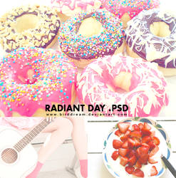 Radiant day .psd by BirdDream