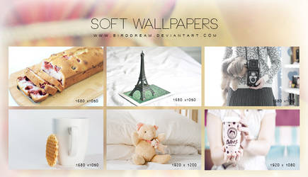 Soft Wallpapers. by BirdDream