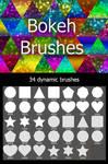 Dynamic Bokeh Brushes