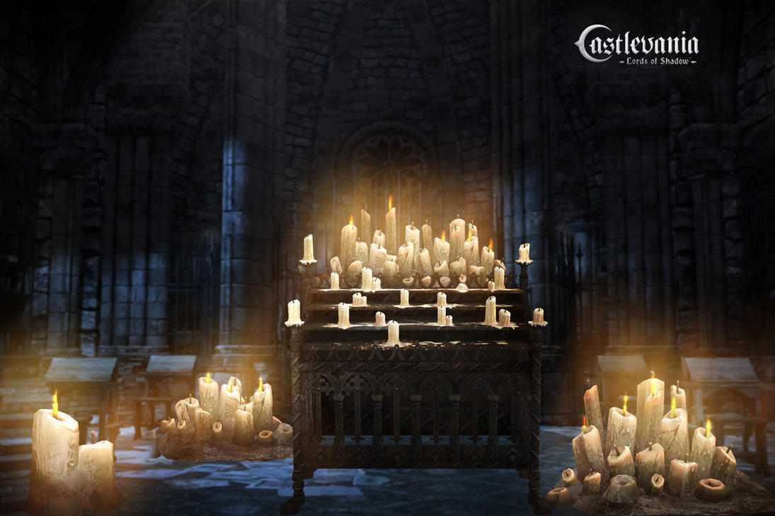 Candle pack by PaleVirus