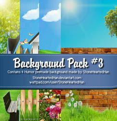 Background Pack #3