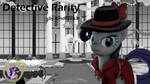 (DL) Detective Rarity