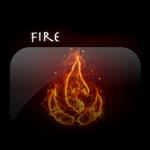 Avatar The Last Airbender Book 3 Fire Folder Icon