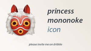 Princess Mononoke icon