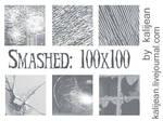 Smashed 100x100: Icon Glass