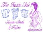 Your Feminine Side: Lingerie