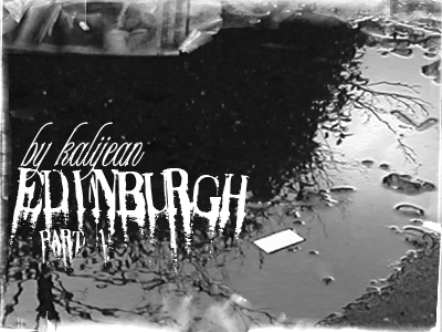 Edinburgh: Brushes - Part One by kalijean