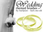 Wedding Theme Brushes