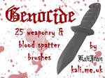 Genocide: Blood and Weaponry