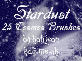 Stardust: Cosmos and Planets by kalijean