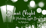 Silent Night: Holiday Brushes