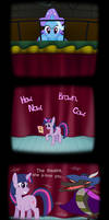 Trixie Meets Fusilli by mattyhex