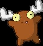 Gir's Moose