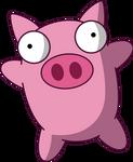 Gir's Piggy