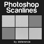 Scanline Patterns Set 1 FIXED