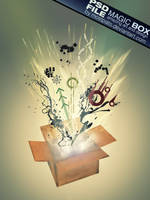 Magic box by mostpato
