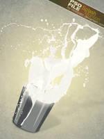 PSD Splash Montion by mostpato