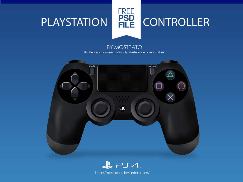 PSD Control PS4 - Free