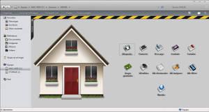folder background home