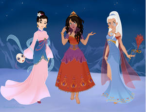 Disney Masquerade 4