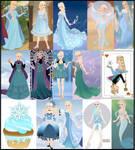 Elsa Collage