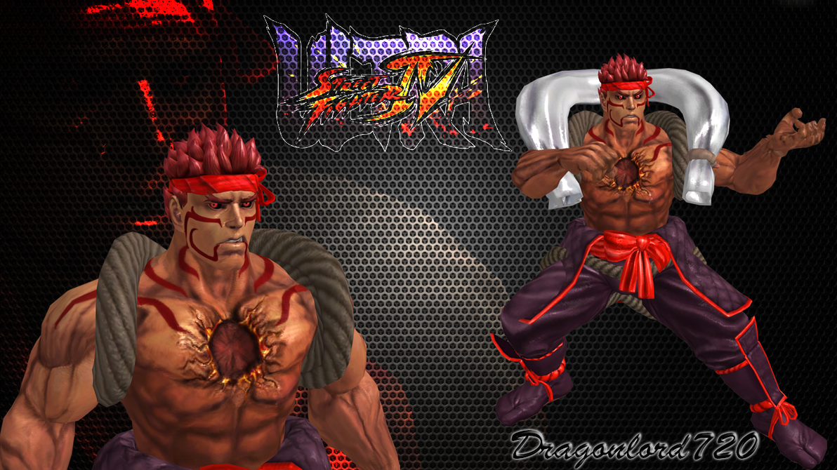 evil ryu vacation xps by dragonlord720 on deviantart
