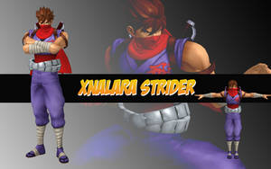 UMVC3 Strider 1p by DragonLord720