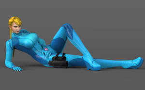 Samus Other M by DragonLord720